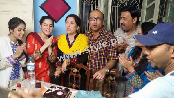 Birthday Celebrations of Samina Peerzada (10)