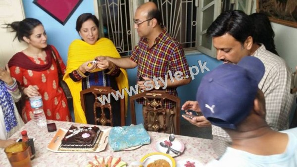 Birthday Celebrations of Samina Peerzada (16)