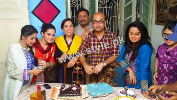 Birthday Celebrations of Samina Peerzada (21)