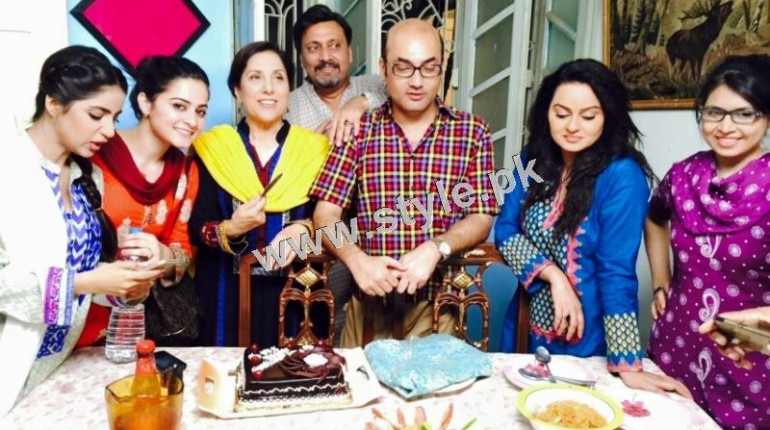 See Birthday Celebrations of Samina Peerzada