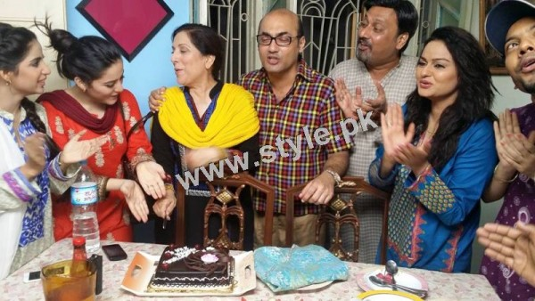 Birthday Celebrations of Samina Peerzada (3)