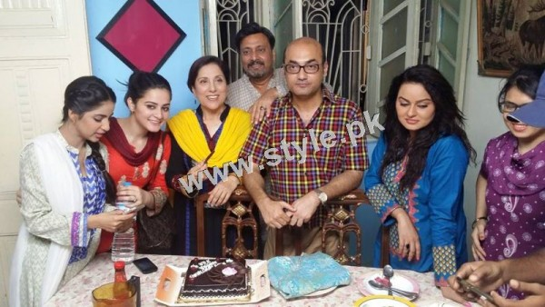 Birthday Celebrations of Samina Peerzada (6)