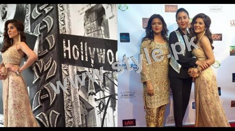 See Cast of Karachi se Lahore in Hollywood