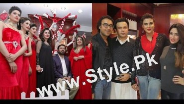 Celebrities at Damas Annual Fashion Show 2015 1