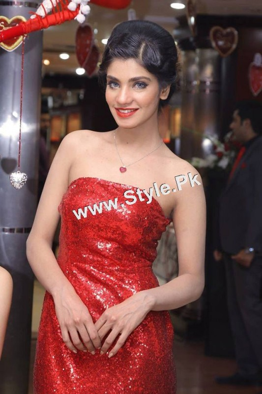 Celebrities at Damas Annual Fashion Show 2015 (3)