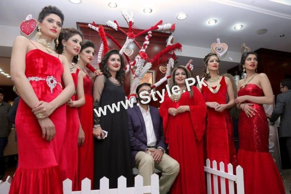 Celebrities at Damas Annual Fashion Show 2015 (7)