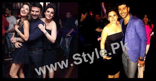 See Celebrities at Shazad Raza's birthday bash