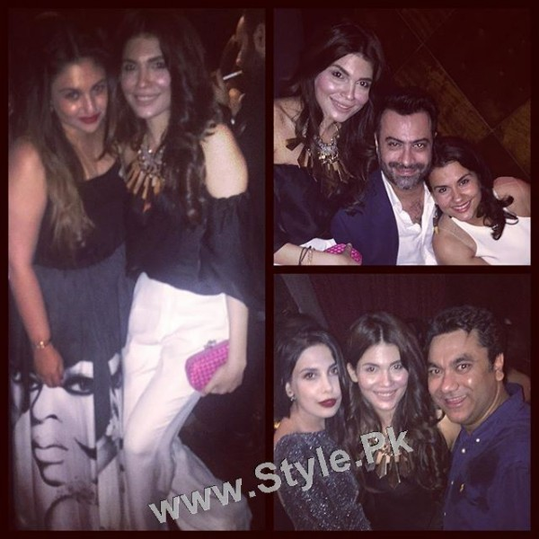Celebrities at Shazad Raza's birthday bash (4)