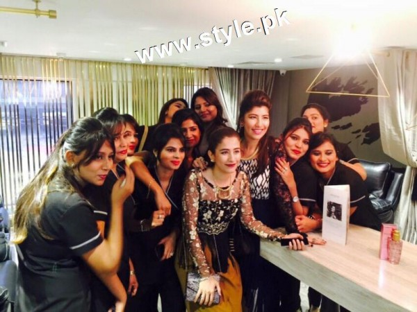 Celebrities at the launch of Meher's Salon (9)