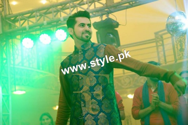 Complete Wedding pictures of Anchor Mukkaram Kaleem 7