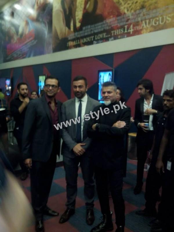 Dekh Magar Pyar se Lahore premiere (16)