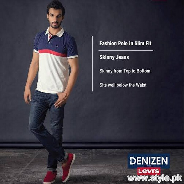Denzien Summer Collection 2015 by Levi's 10