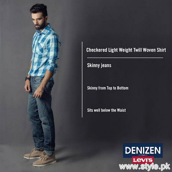 Denzien Summer Collection 2015 by Levi's 9