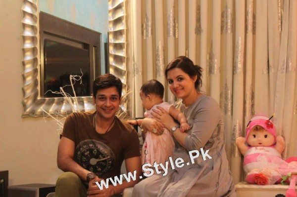 Family Pictures of Senior Pakistani Celebrities (2)