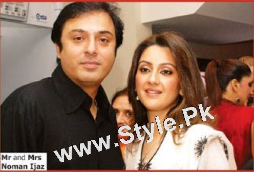 Family Pictures of Senior Pakistani Celebrities (6)
