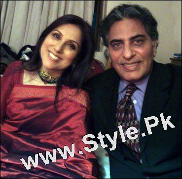 Family Pictures of Senior Pakistani Celebrities (8)