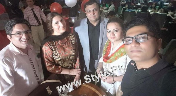 Film Star Saima Noor's Birthday Celebrations (10)
