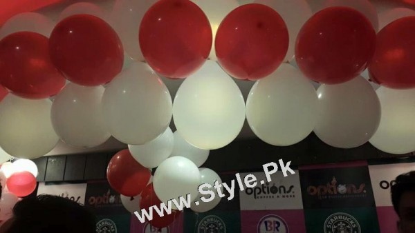 Film Star Saima Noor's Birthday Celebrations (12)