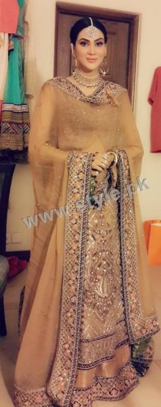 Fiza Ali on shooting of her upcoming drama (8)
