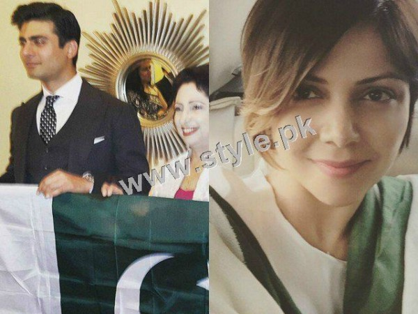 How Pakistani Celebrities wished Nation Happy Independence Day