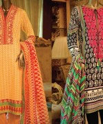 Junaid Jamshed Midsummer Collection 2015 For Women001