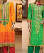 Junaid Jamshed Midsummer Collection 2015 For Women009