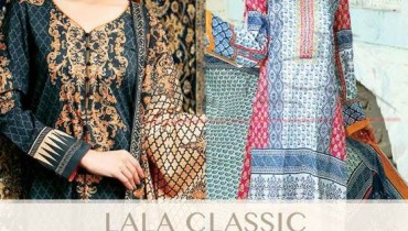 Lala Textiles Midsummer Collection 2015 Volume 1 For Women001