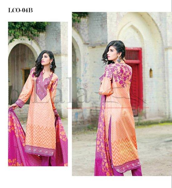 Lala Textiles Midsummer Collection 2015 Volume 1 For Women009