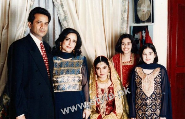Late Nazia Hassan's Wedding Pictures  (10)