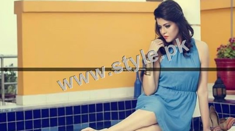 See Latest Photoshoot of Maria Wasti