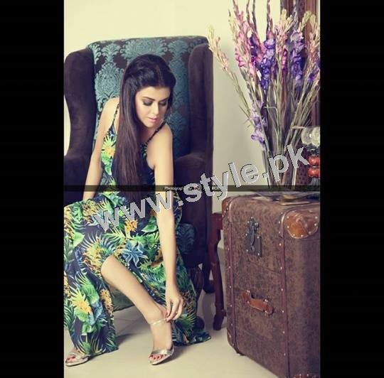 Latest Photoshoot of Maria Wasti (4)