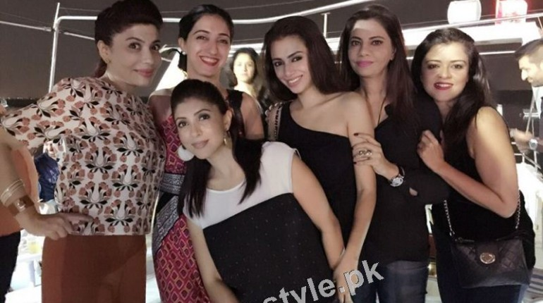 See Maria Wasti's surprise bithday party