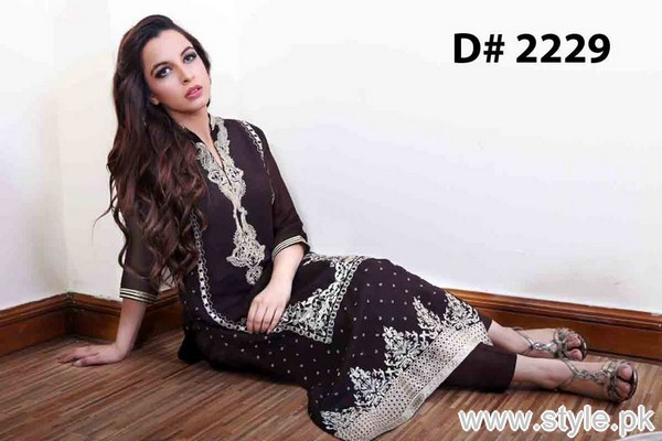 Needlez by Shalimar Eid-Ul-Azha Collection 2015 for Women 6