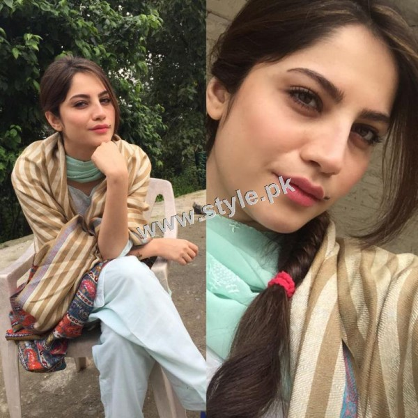 Neelum Muneer is enjoying shooting of Ramla in Murree (7)
