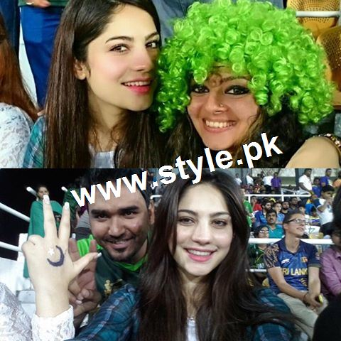See Neelum Muneer's clicks from Vacations in Sri Lanka