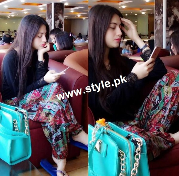 Neelum Muneer's clicks from Vacations in Sri Lanka