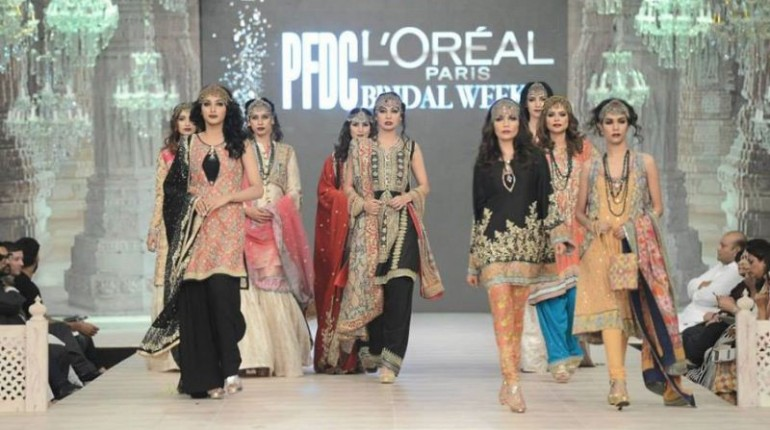 See PFDC L'Oreal Paris Fashion Week 2015