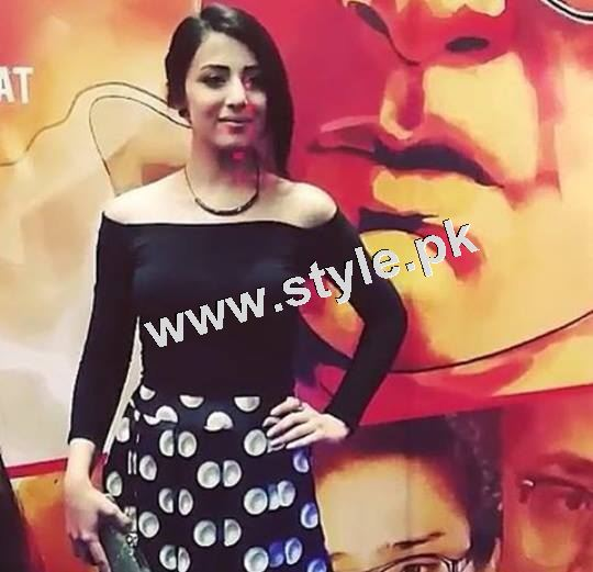 Pakistani Celebrities on the red carpet of MANTO 18