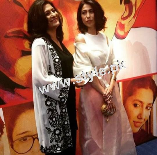 Pakistani Celebrities on the red carpet of MANTO 20