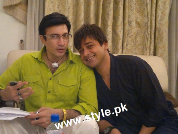 Pakistani Celebrities who are friends in real life (4)