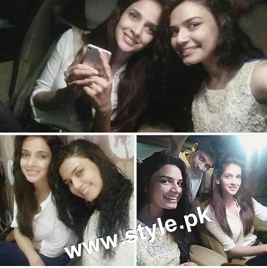 Pakistani Celebrities who are friends in real life (9)
