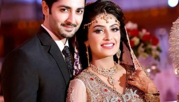 See Pakistani Celebrities who got married at young age