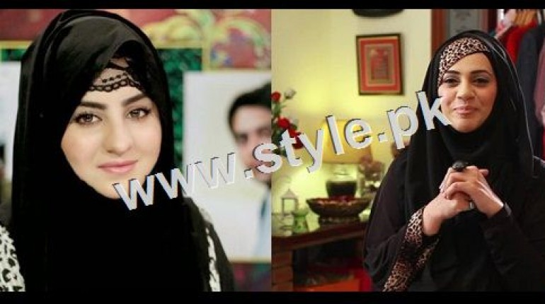 See Pakistani Celebrities who wear Hijab