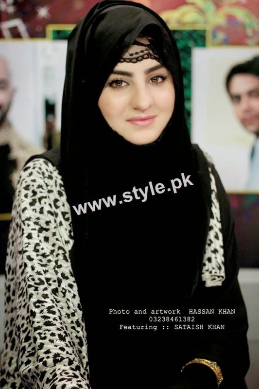 Pakistani Celebrities who wear Hijab 9