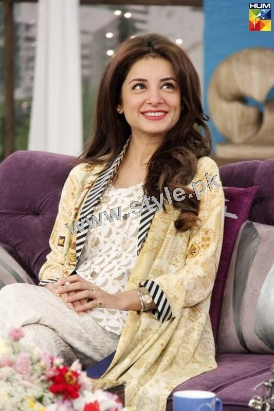 Pakistani celebrities who have good dressing sense (2)