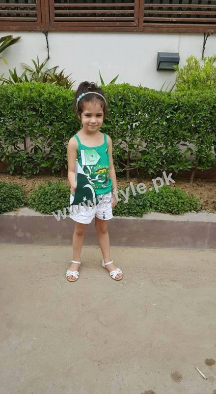 See Pictures of Celebrity Kids on Independence Day 2k15