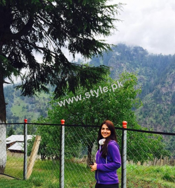 Rabab Hashim is enjoying vacations with Family  (16)