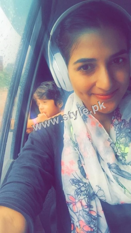 Rabab Hashim is enjoying vacations with Family  (22)