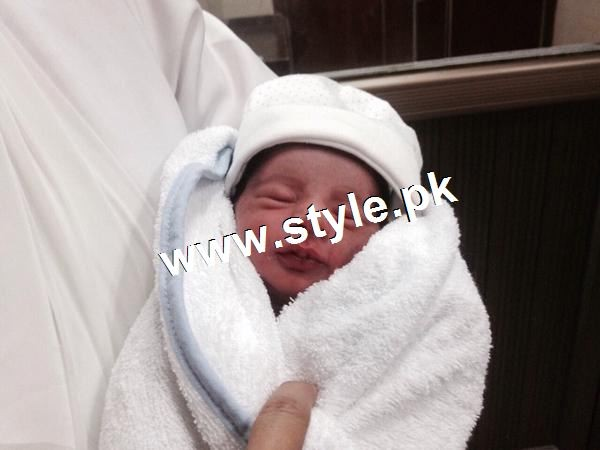 Rock Singer Mustafa Zahid is blessed with a baby boy!