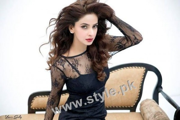 Saba Qamar's latest photoshoot (2)
